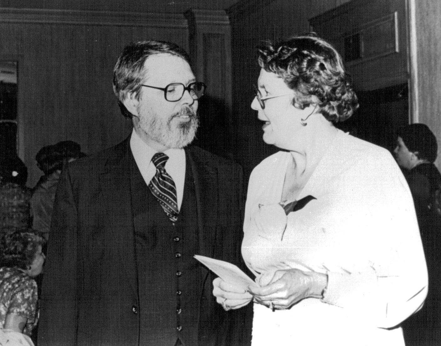 Marge and James Adams