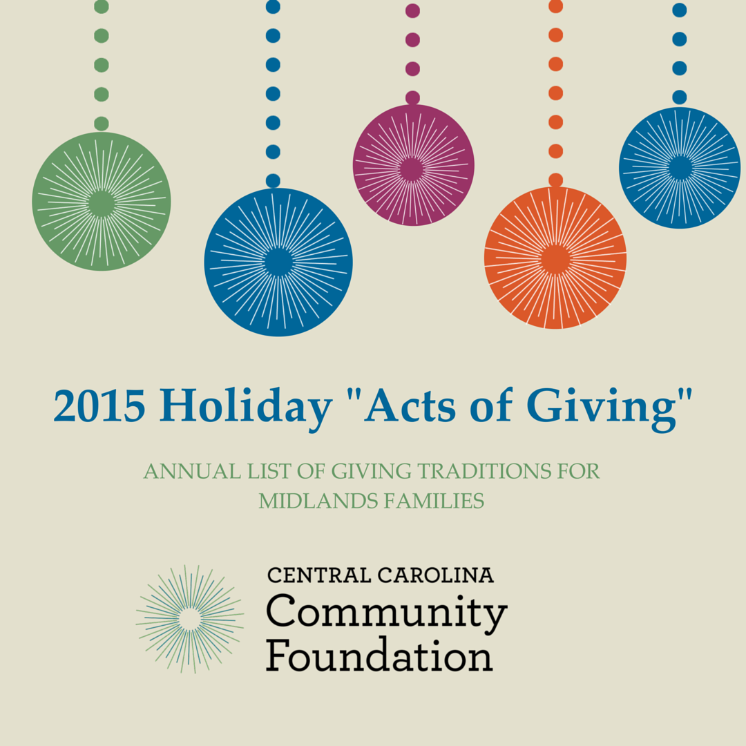Holiday Acts of Giving